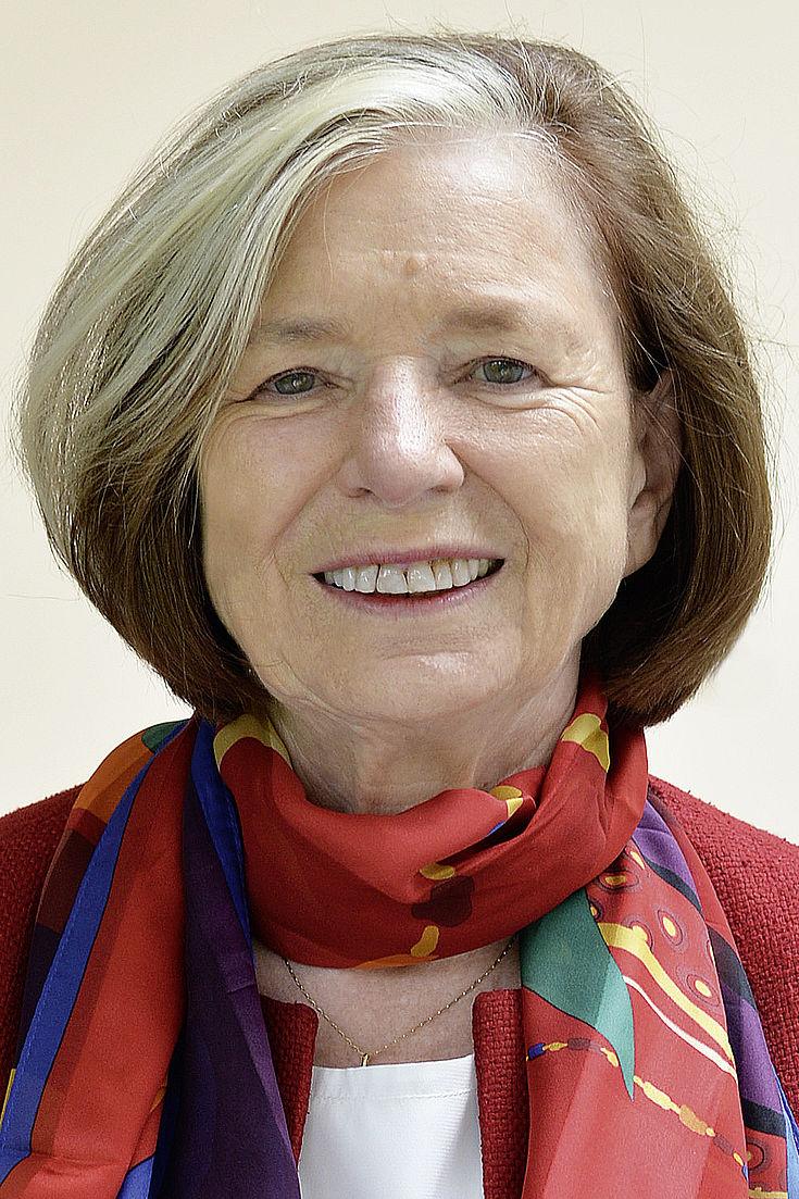 Stiftungsvorsitzende Prof. Ursula Männle, Staatsministerin a. D.