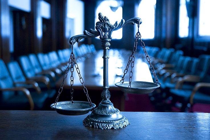 Beurteilung der Richter sowie der Staatsanwälte in Bayern