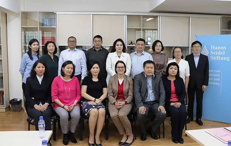 Seminar zur Kompetenzerhöhung für Multiplikatoren des Verwaltungsrechts